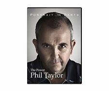 Portrait in Darts The Power Phil Taylor DVD Japan Limited Edition