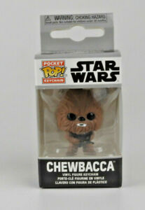 Funko Chewbacca Pocket Pop Keychain Star Wars Vinyl Figure Keychain #53054 - NEW