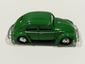 HO Scale Cars - 42700-112G - VW Beetle - Green
