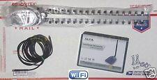 WiFi Antenna 18dBi YAGI + ALFA NHV Super Long Range Booster GET FREE INTERNET US