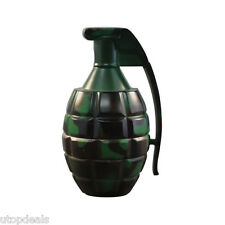 Camo Hand Grenade Herb and Spice Grinder, Camouflage | US Seller FREE Shipping