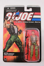 2005 GI Joe DTC MAJOR BARRAGE Artillery Commander Online Exclusive New Sealed