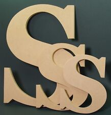 EXTRA LARGE Wooden letters 28 cm made from MDF- Hand made ,Names,Signs-Georgia
