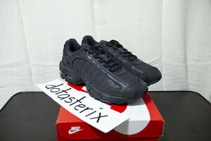 Nike Air Max Tailwind '99 SP Black Oil 3M Europe Exclusive Men's Size 10