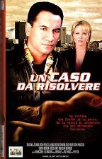 Un caso da Risolvere (2000) VHS Columbia Peter Fisk Olivia Pigeot, Steve Jacobs