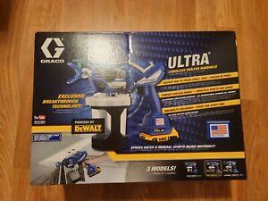 Graco Ultra Handheld Sprayer - Blue