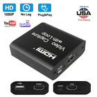 60fps 1080p HDMI Video Digtal Capture Card Recorder for Streaming Meeting Game