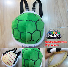Super mario Cute turtle shell Plush Backpack schoolbag Xmas gifts for kids