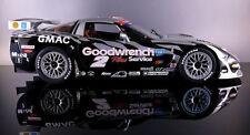 Racer Chevy Vette Corvette Race Sport Car 24 Daytona 1 12 Carousel Silver 18 GMP