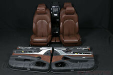 Org audi a8 4h largo versión equipamiento interior de cuero equipamiento masaje asientos seats