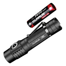 Klarus G10 Rechargeable Flashlight - CREE XHP35 HD E4 LED - 1800 Lumens