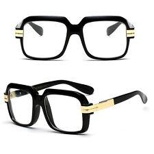 Square Aviator Gold Metal Bar Men Designer Legends Fashion Sunglasses