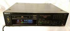 Sony CDP-X33ES ES Audiophile Stereo Compact Disc CD Player