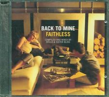 Back To Mine – Faithless (Dido/Bomb The Bass/Adamski/Gopher/Tindersticks) Cd