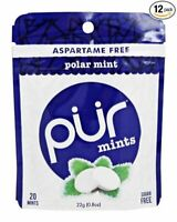 Pur Mints Mint Polar, PartNo 261285, by Pur Mints, Single case of 12
