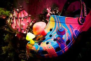 Brand New Diplo x Crocs Classic Clog Mushrooms Glow In The Dark - CONFIRMED