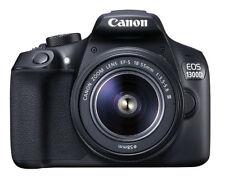 Canon EOS 1300d Digital SLR Camera - Black (Kit w/ 18-55 III Lens)