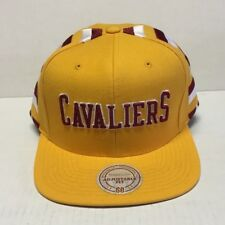 MITCHELL & NESS NBA CLEVELAND CAVALIERS #VT96Z MULTI TEAM COLORS YELLOW