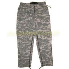 US Army Military ACU MASSIF FLEECE LINED PANTS Flame Resiatant MINT