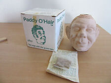 Vintage Unused Paddy O'hair Glen Garden Product - Chia pet style head