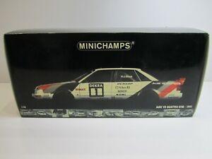 """1:18 AUDI V8 Quattro DTM 1991 #1 H.J.Stuck ,Brand New,  """"Super Rare"""" !!"""