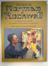 The Best of Norman Rockwell by Thomas Rockwell (selected by)