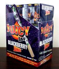 JUICY JAY'S JONES PRE-ROLLED CONES~24 PACK~BLACKBERRY~SEALED~FRESH