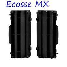 KTM SXF250 SXF350 SXF450 SXF505 2007- 2015 Polisport Rad Louvres Black