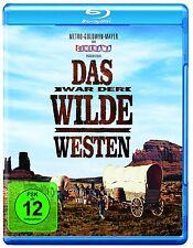 DAS WAR THE WILD WEST Gregory Peck JOHN WAYNE James Stewart FONDA BLU-RAY New