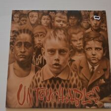 KORN - UNTOUCHABLES -  2002 ORIGINAL 2-LP