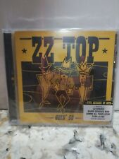 ZZ Top  Goin' 50 CD New Sealed