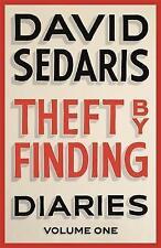 Furto trovando diari VOL 1/DAVID SEDARIS 9780316731362