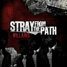 STRAY FROM THE PATH VILLAINS CD NEW