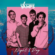 The Vamps - Night And Day Night Edition - Sealed Vinyl LP
