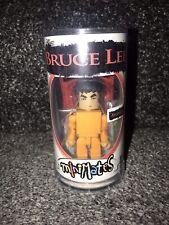 Art Asylum Bruce Lee Minimates Movie Kung Fu Martial Arts Figure New Full Set