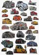 KOOL ART CAR STICKERS -  Choice of variety of models!! stocking filler kids