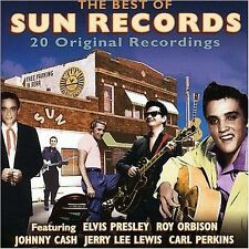Various Artists - The Best of Sun Records (CD, Mar-2005, Prism Entertainment)