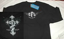 CHRIST FOR LIFE Long Sleeve T SHIRT SMALL Kerusso Christian Theme Apparel