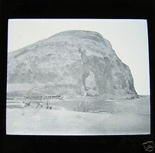 Glass Magic lantern slide AUCA THE POINT  C1910 ECUADOR SOUTH AMERICA