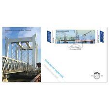 Netherlands 2018 Bridges europa Fdc c