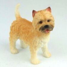 """Cairn Terrier Puppy Dog - Collectible Figurine Miniature 3.75""""H New"""