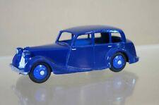 Dinky 40 B Triumph 1800 Saloon Azul 1954 restaurado Mv