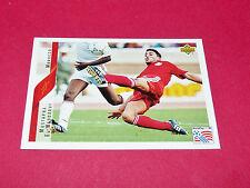 M. EL HADDAOUI MOROCCO MAROC FIFA WC FOOTBALL CARD UPPER USA 94 PANINI 1994 WM94