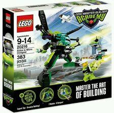 New LEGO Master Builder Academy 20216 Robot & Micro Designer Sealed Set