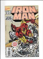 Iron Man #310 | Very Fine (8.0) | Unbagged | Versus War Machine