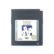 Cool Hand Game Boy Color Game USED