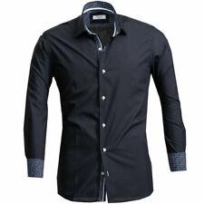 Russell & Giles Men`s Formal Casual Designer Patterned Shirt Size Medium