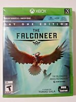 The Falconeer Day One Edition Xbox One NEW FACTORY SEALED
