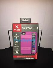 Pelican Voyager iPhone 5 / 5s / SE Case & Holster Retail $50 Pink