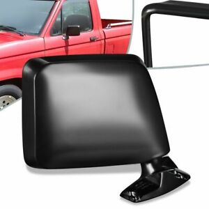 Fit 83-92 Ford Ranger Bronco II OE Style Manual Side Door Mirror Right FO1321108